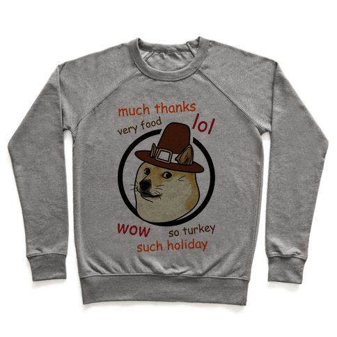 Doge Thanksgiving Pullover
