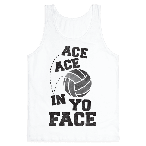Ace Ace  Tank Top