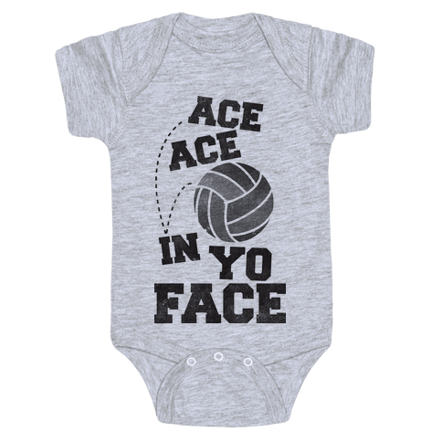 Ace Ace  Baby Onesy