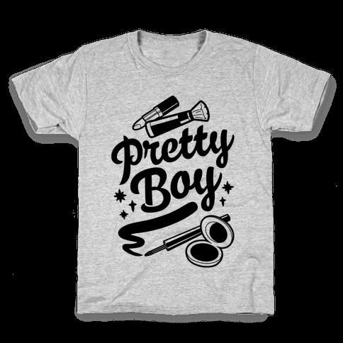 Pretty Boy Kids T-Shirt