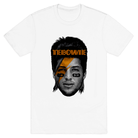 Tebowie Rock ON! Mens T-Shirt