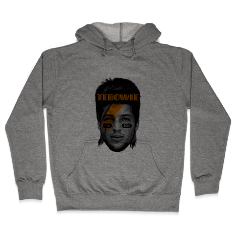 Tebowie Rock ON! Hooded Sweatshirt