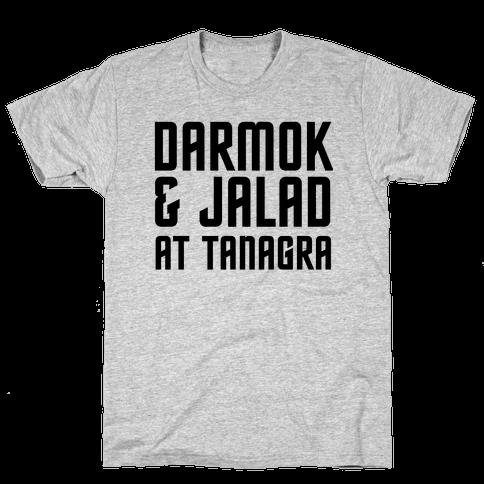 Darmok & Jalad Mens T-Shirt