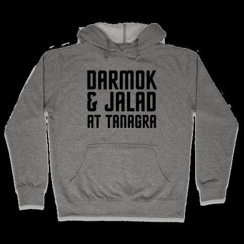 Darmok & Jalad Hooded Sweatshirt