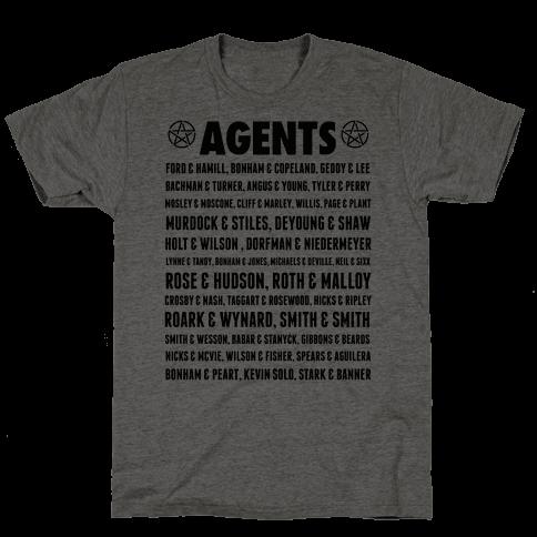 Winchester FBI Agents