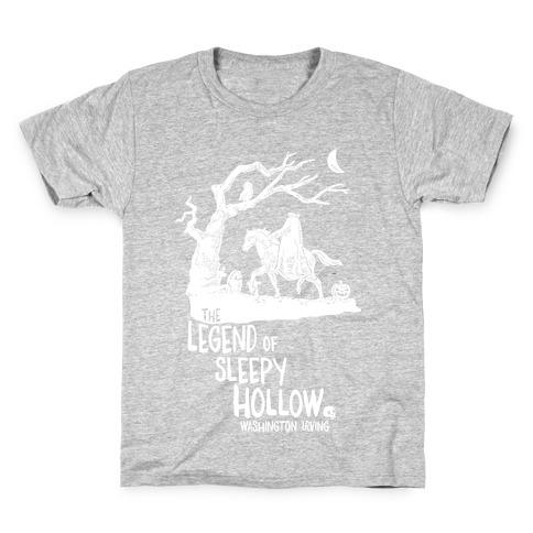 The Legend Of Sleepy Hollow Kids T-Shirt