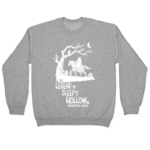 The Legend Of Sleepy Hollow Pullover
