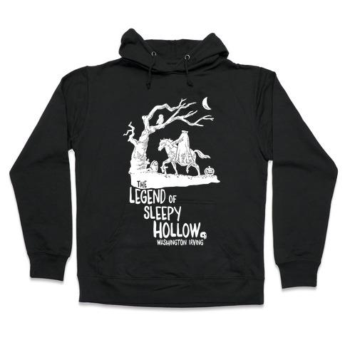 The Legend Of Sleepy Hollow Hooded Sweatshirt