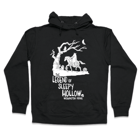 The Legend Of Sleepy Hollow Hooded Sweatshirt