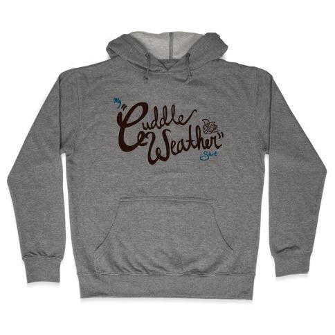 Cuddle Weather Hooded Sweatshirt