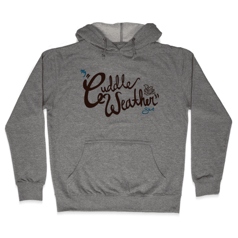 Cuddle Weather Hooded Sweatshirt