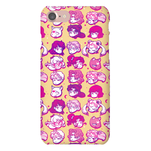 SAILOR MOON WARRIORS Phone Case