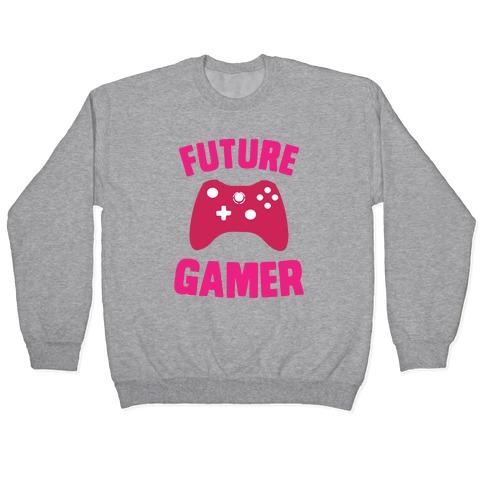 Future Gamer Pullover