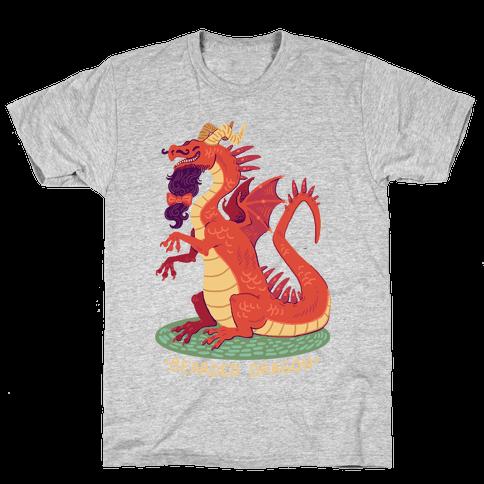 Bearded Dragon Mens T-Shirt