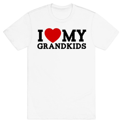I Love My Grandkids T-Shirt