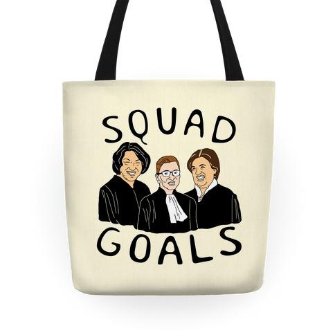 Squad Goals Tote