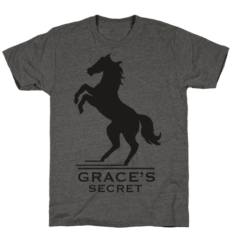 Grace's Secret Faux Fashion Logo