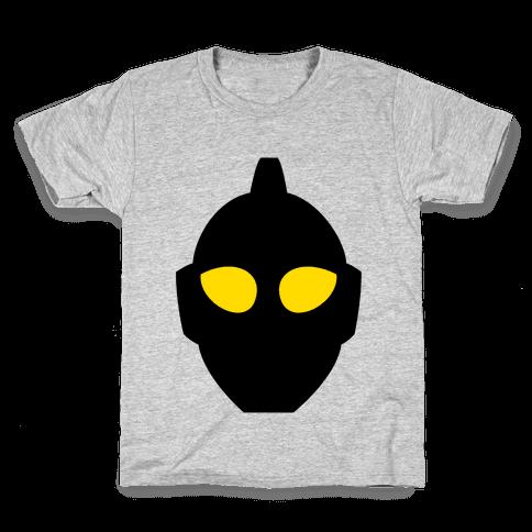 Ultraman Head Kids T-Shirt