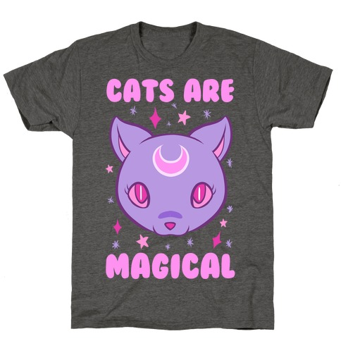 Cats Are Magical T-Shirt