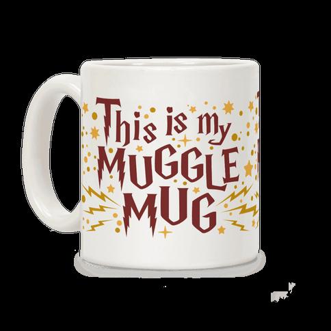 This Is My Muggle Mug Coffee Mug