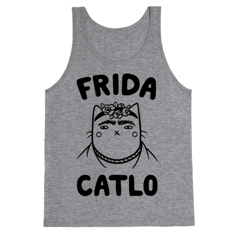 Frida Catlo Tank Top