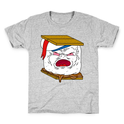 Stay Puft Smore Head Kids T-Shirt