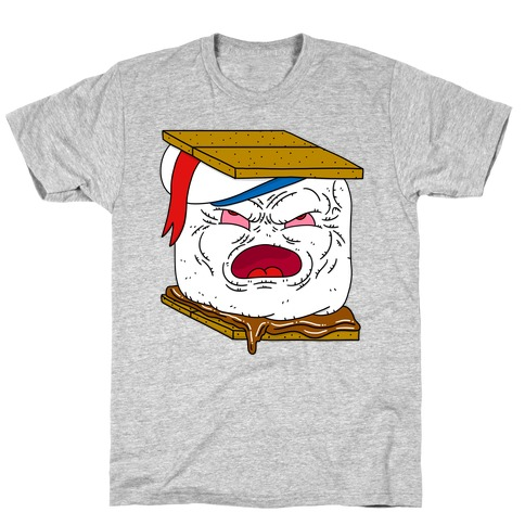 Stay Puft Smore Head T-Shirt