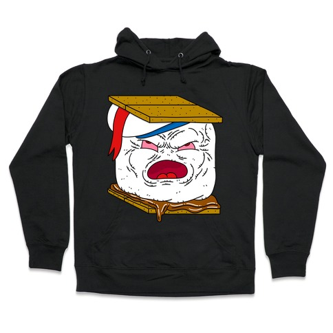 Stay Puft Smore Head Hooded Sweatshirt