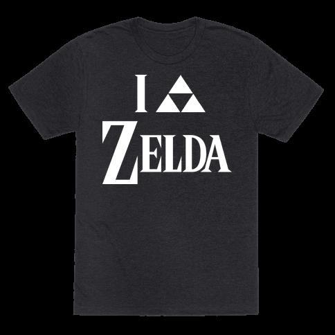 I Triforce Zelda
