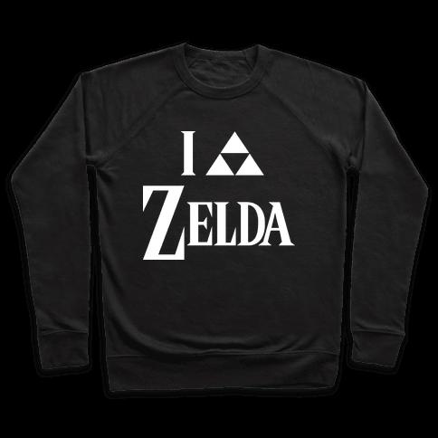 I Triforce Zelda Pullover