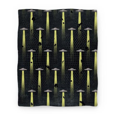 UFO Pattern Blanket
