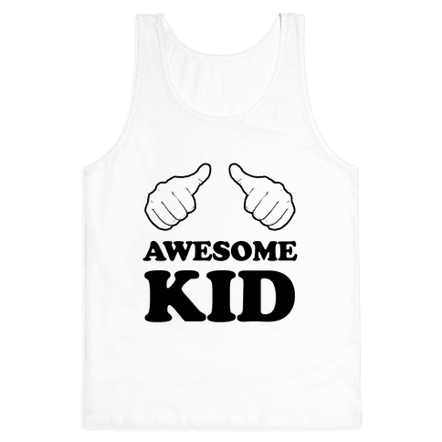 Awesome Kid Tank Top