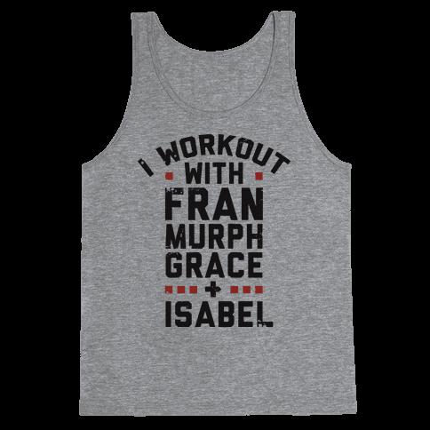 Workout Friends Tank Top