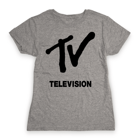 TV Womens T-Shirt