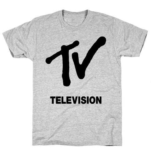 TV Mens T-Shirt