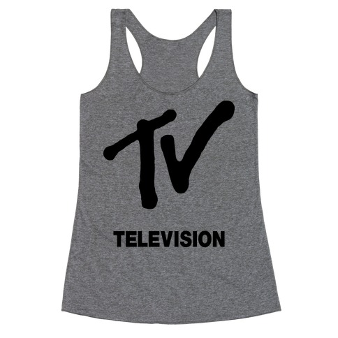 TV Racerback Tank Top