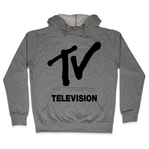 TV Hooded Sweatshirt