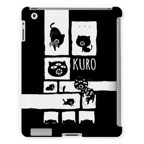 Kuro Cat Pattern