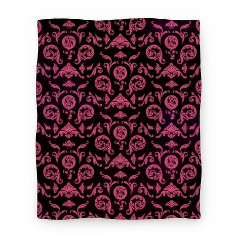Female Toile Blanket