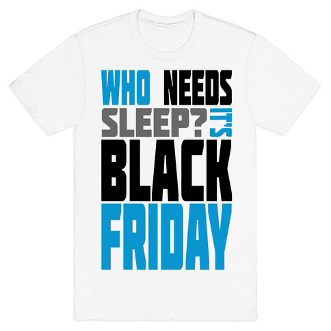 Black Friday (long sleeve) Mens T-Shirt