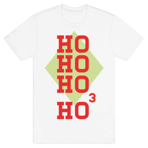 HOHOHO Mens T-Shirt