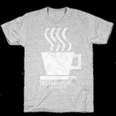 Instant Human Pattern Mens T-Shirt