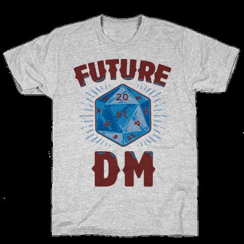 Future DM Mens T-Shirt