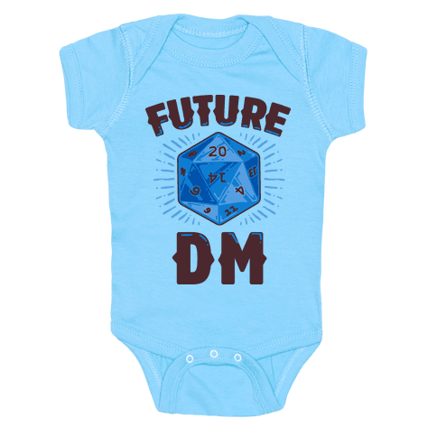 Future DM Baby Onesy