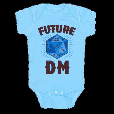 Future DM Baby Onesy