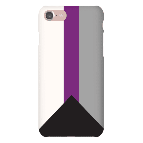 Demisexual Pride Flag Phone Case