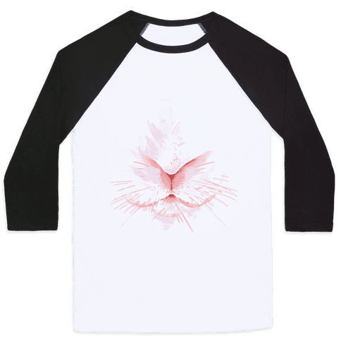 Snow Rabbit Baseball Tee