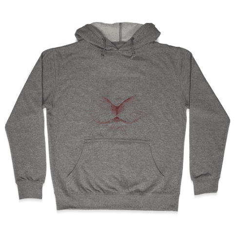 Snow Rabbit Hooded Sweatshirt