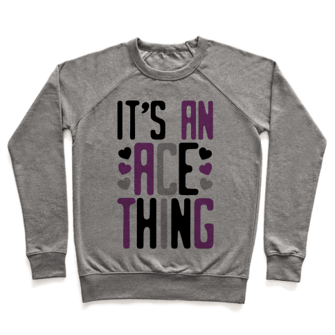 It's An Ace Thing Pullover