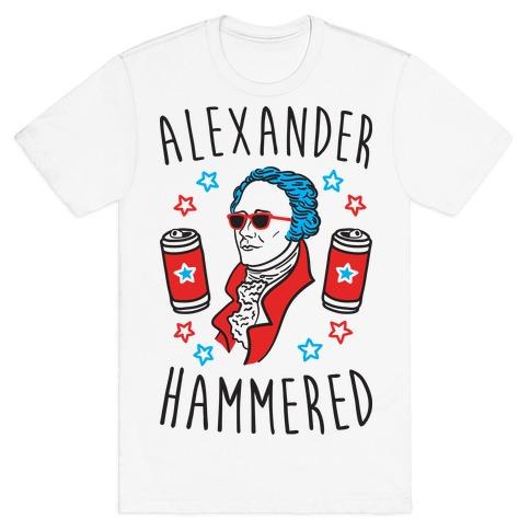 Alexander Hammered T-Shirt
